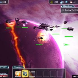 Starforce Delta Screenshot 3