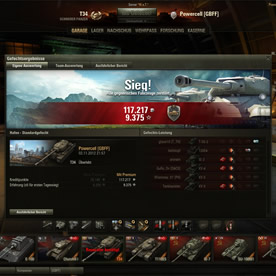 World of Tanks Screenshot 2